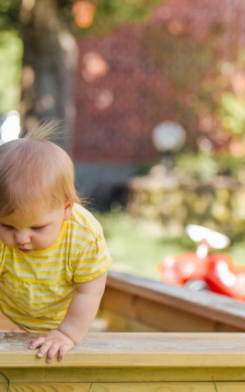 Jak zadbać o skórę dziecka latem?