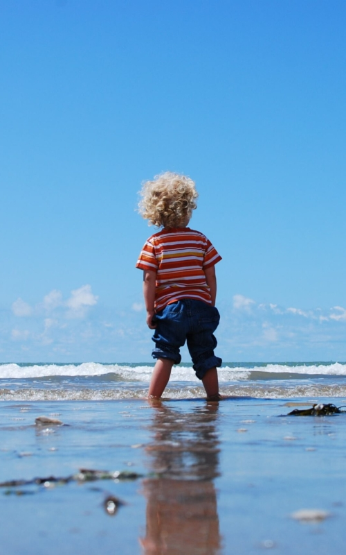 Co spakować na urlop z dzieckiem?