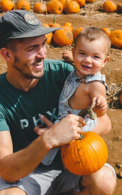 Pielęgnacja skóry dziecka jesienią
