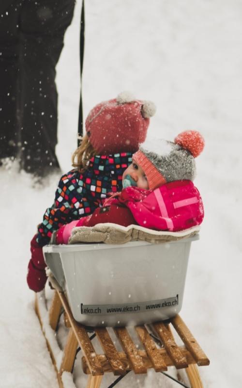 Aktywności na zimowe dni